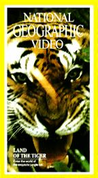 National Geographic Video - Land of the Tiger
