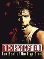 Rick Springfield - The Beat of the Live Drum
