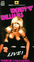 Wendy O. Williams - Live