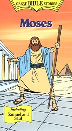 Great Bible Stories - Moses