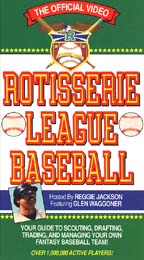 Rotisserie League Baseball