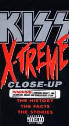 KISS - X-Treme Close-Up