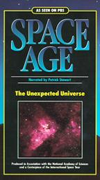 Space Age Program 3 - The Unexpected Universe