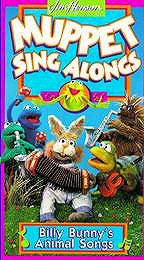 Muppet Sing-Alongs - Billy Bunny's Animal Songs