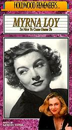 Hollywood Retrospectives - Myrna Loy: So Nice to Come Home To
