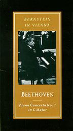 Bernstein in Vienna - Beethoven Piano Concerto No. 1 in C Major
