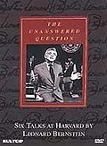 Unanswered Question: Six Talks at Harvard by Leonard Bernstein