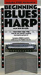 Beginning Blues Harp With Don Baker