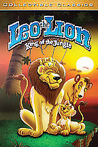 Leo the Lion, King of the Jungle filme poster