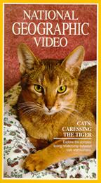 National Geographic Video - Cats: Caressing the Tiger