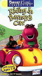 Barney - Riding in Barney's Car
