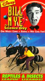 Bill Nye the Science Guy: Reptiles and Insects - Leapin' Lizards!