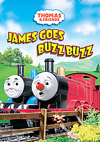 Thomas the Tank Engine & Friends - James Goes Buzz Buzz