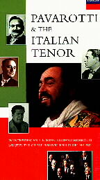 Pavarotti and the Italian Tenor