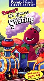Barney - Barney's All Aboard for Sharing