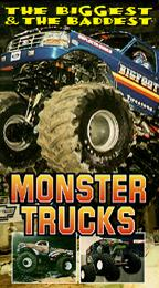 Biggest & the Baddest Monster Trucks