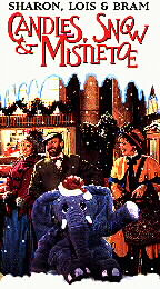 Sharon, Lois & Bram - Candles, Snow & Mistletoe