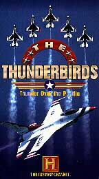 Thunderbirds: Thunder Over the Pacific
