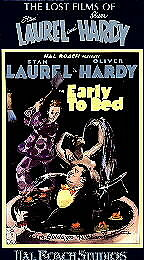 Laurel and Hardy - Early to Bed