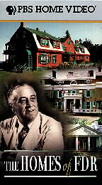 Homes of FDR