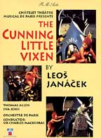 Cunning Little Vixen
