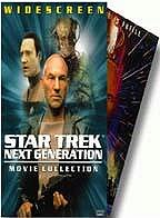Star Trek: The Next Generation - Widescreen Movie Collection
