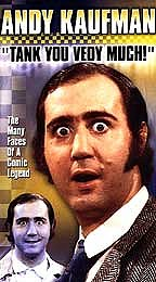 Andy Kaufman - Tank You Vedy Much