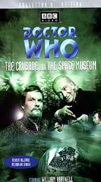 Doctor Who - The Crusade and The Space Museum