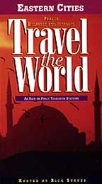 Travel the World: Eastern Cities - Prague, Budapest & Istanbul
