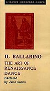 Barrino: The Art of Renaissance Dance