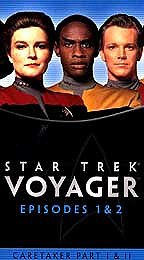 Star Trek: Voyager - Episodes 1 & 2