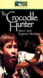 Crocodile Hunter: Steve's Most Dangerous Adventures