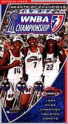 Hearts of Champions: 1999 WNBA Champion Houston Comets