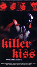 KISS - Killer Kiss: Interviews
