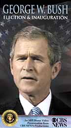 George W. Bush Election and Inauguration