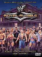 WWF - Royal Rumble 2001