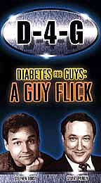 D-4-G - Diabetes for Guys: A Guy Flick
