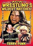 Wrestling's Wildest Matches