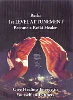 Reiki - 1st Level Attunement