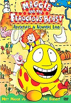 Maggie and the Ferocious Beast - Adventures in Nowhere Land