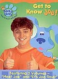 Blue's Clues - Get To Know Joe!