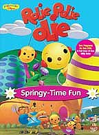 Rolie Polie Olie: Springy-Time Fun