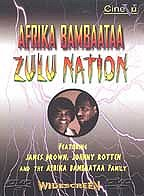 Afrika Bambaataa - Zulu Nation