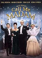 Call Me Madam Poster
