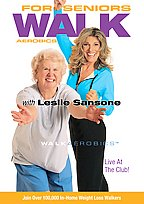 Walk Aerobics For Seniors