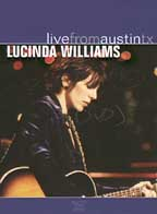 Lucinda Williams - Live from Austin, Texas