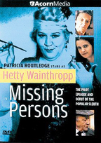 Hetty Wainthropp Missing Persons