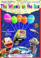 Wheels on the Bus: Mango Helps the Moon Mouse