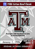 1986 Cotton Bowl -Texas A&M Classics