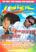 Lyric - Reggae DVD Magazine: Premiere Issue